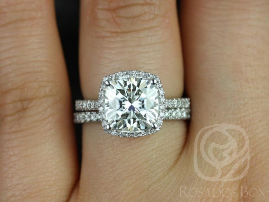 Cushion Cut Example - Rosados Box Randi 9mm