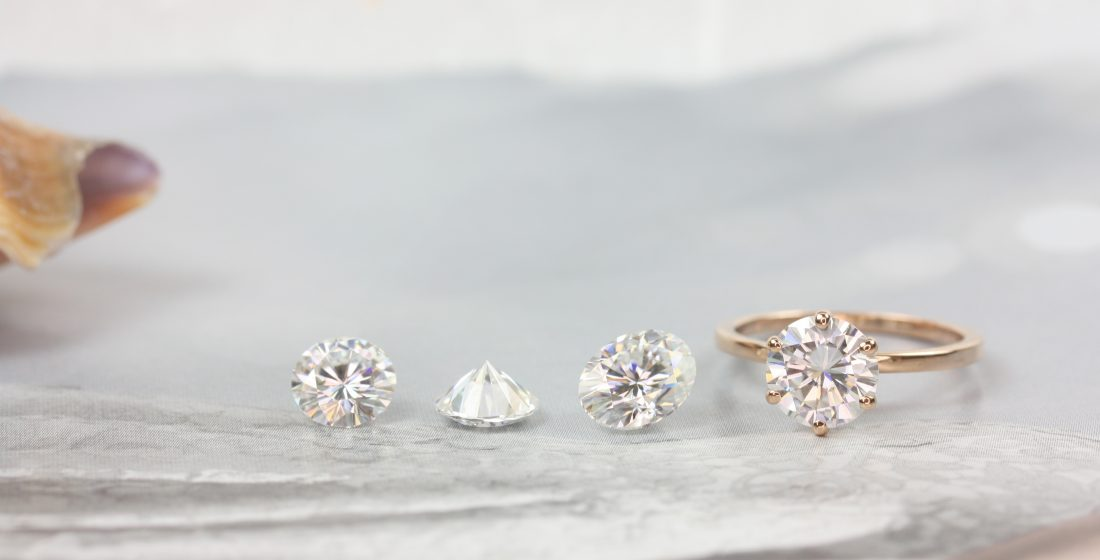 What is a Moissanite Diamond?