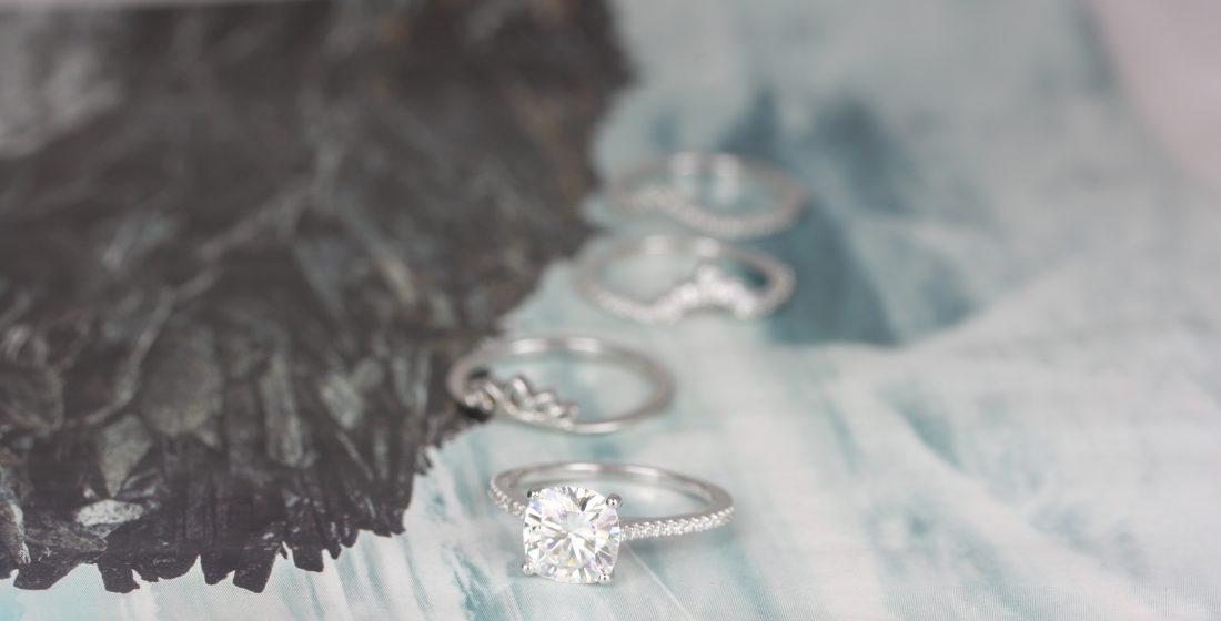 Choosing Diamond Shapes: Cushion Cut vs. Princess Cut