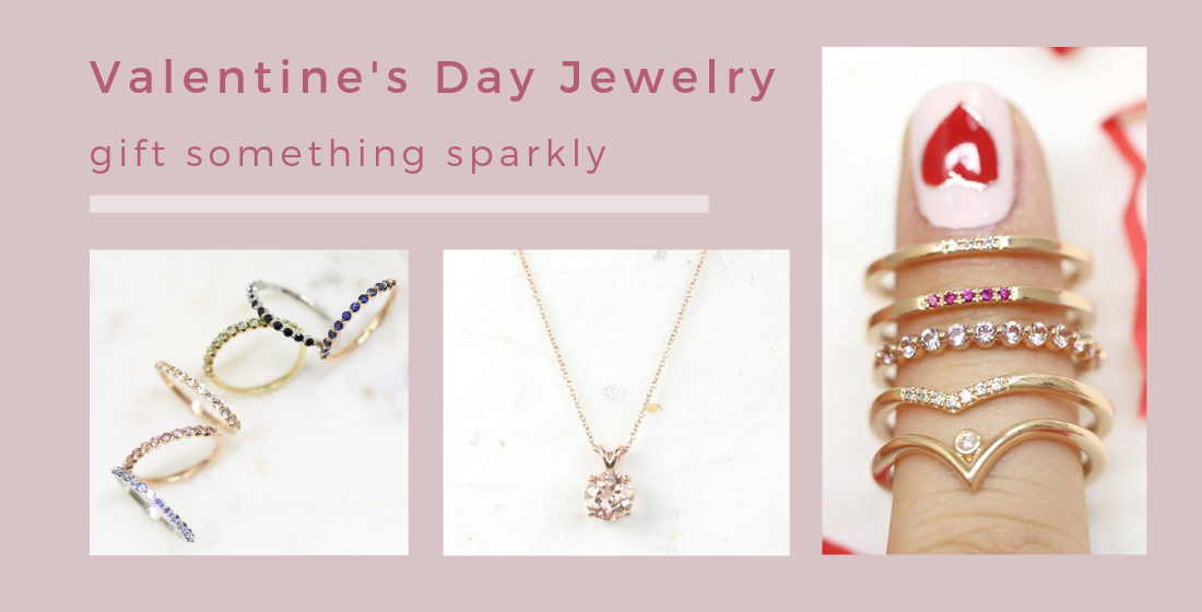 Valentine's Day Jewelry for Her
