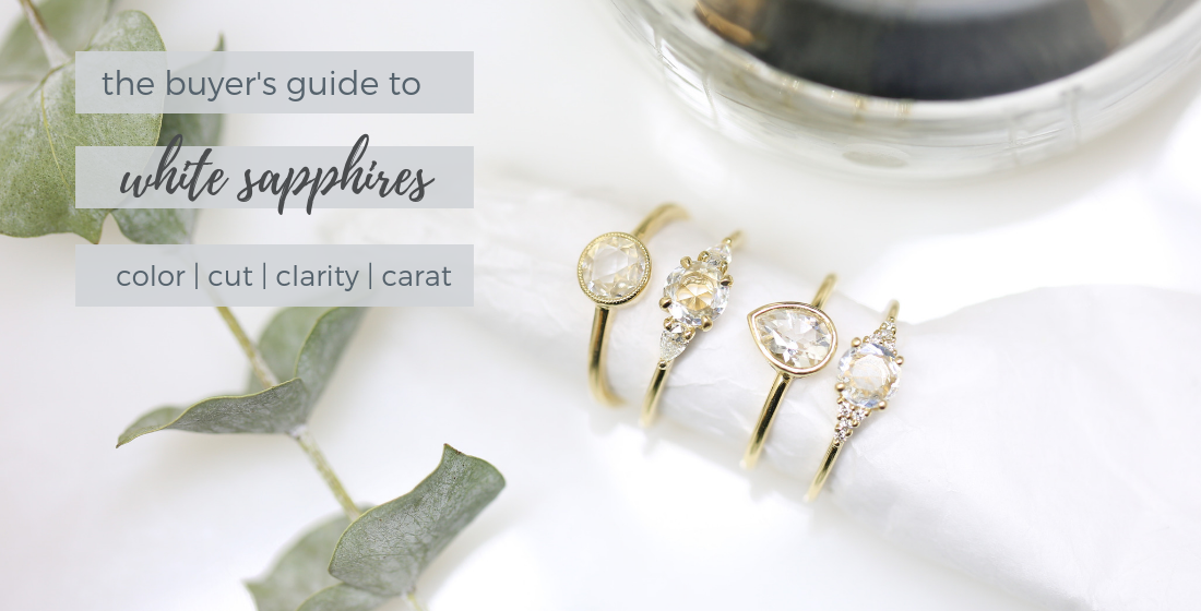 The Buyer's Guide to White Sapphire