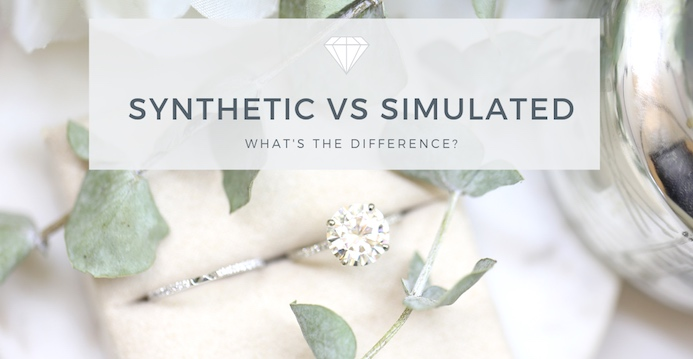 Debunking Simulated vs Synthetic Diamonds