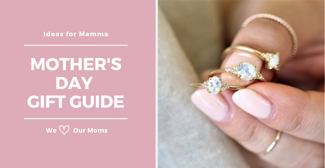 Mother's Day Gift Guide for 2019 by Love & Promise Jewelers.