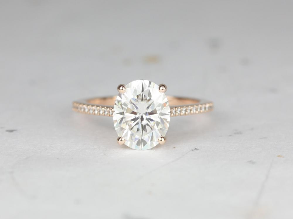 Oval Cut Engagement Rings Love Promise Jewelers