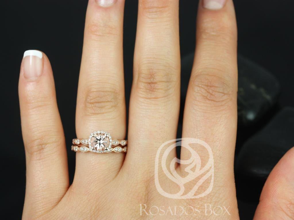 https://www.loveandpromisejewelers.com/media/catalog/product/cache/1b8ff75e92e9e3eb7d814fc024f6d8df/c/h/christie_6mm_14kt_rose_gold_morganite_and_diamonds_cushion_halo_with_milgrain_wedding_set2.jpg