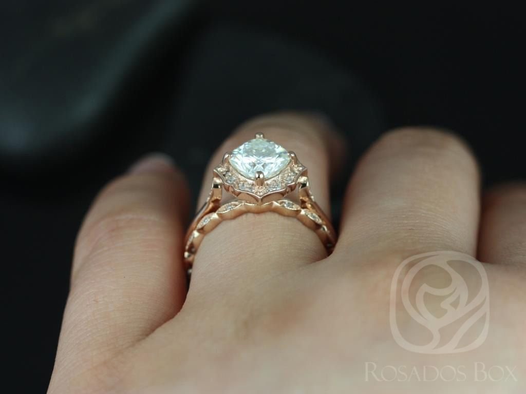 https://www.loveandpromisejewelers.com/media/catalog/product/cache/1b8ff75e92e9e3eb7d814fc024f6d8df/l/i/lily_7mm_ultra_petite_leah_14kt_rose_gold_cushion_fb_moissanite_and_diamond_wedding_set_13wm__1.jpg