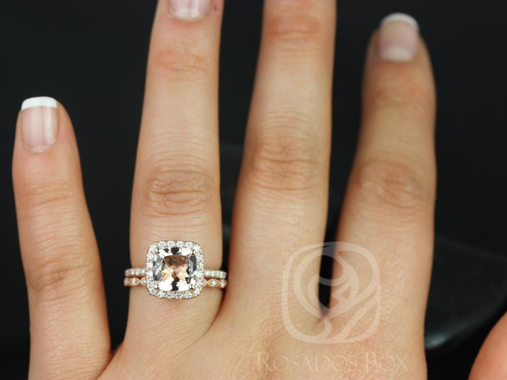 https://www.loveandpromisejewelers.com/media/catalog/product/cache/1b8ff75e92e9e3eb7d814fc024f6d8df/p/e/pernella_8mm_ultra_petite_bead_eye_14kt_rose_gold_cushion_morganite_and_diamond_wedding_set_3wm_.jpg