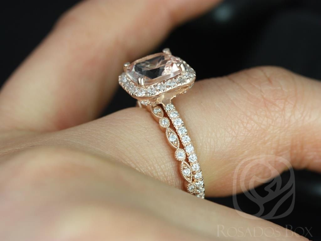 https://www.loveandpromisejewelers.com/media/catalog/product/cache/1b8ff75e92e9e3eb7d814fc024f6d8df/p/e/pernella_8mm_ultra_petite_bead_eye_14kt_rose_gold_cushion_morganite_and_diamond_wedding_set_6wm_.jpg