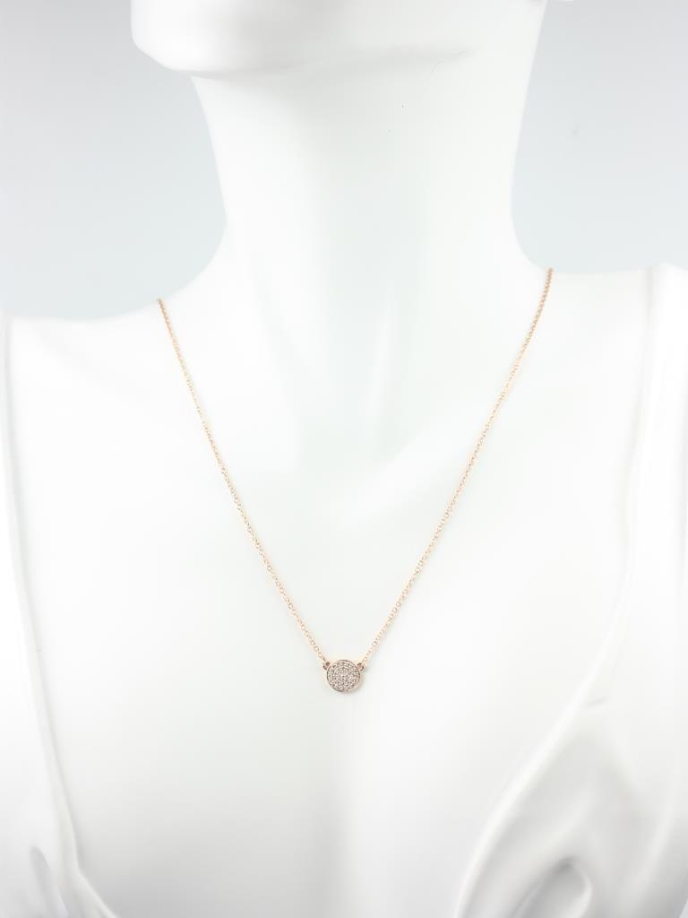 https://www.loveandpromisejewelers.com/media/catalog/product/cache/1b8ff75e92e9e3eb7d814fc024f6d8df/r/o/rosados_box_diskco_7mm_14kt_rose_gold_diamond_pave_floating_disk_necklace_4__3.jpg