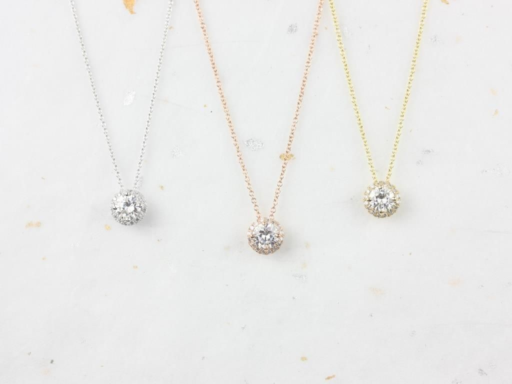 https://www.loveandpromisejewelers.com/media/catalog/product/cache/1b8ff75e92e9e3eb7d814fc024f6d8df/r/o/rosados_box_gemma_5mm_14kt_rose_gold_round_f1-_moissanite_and_diamonds_halo_floating_necklace_3_.jpg