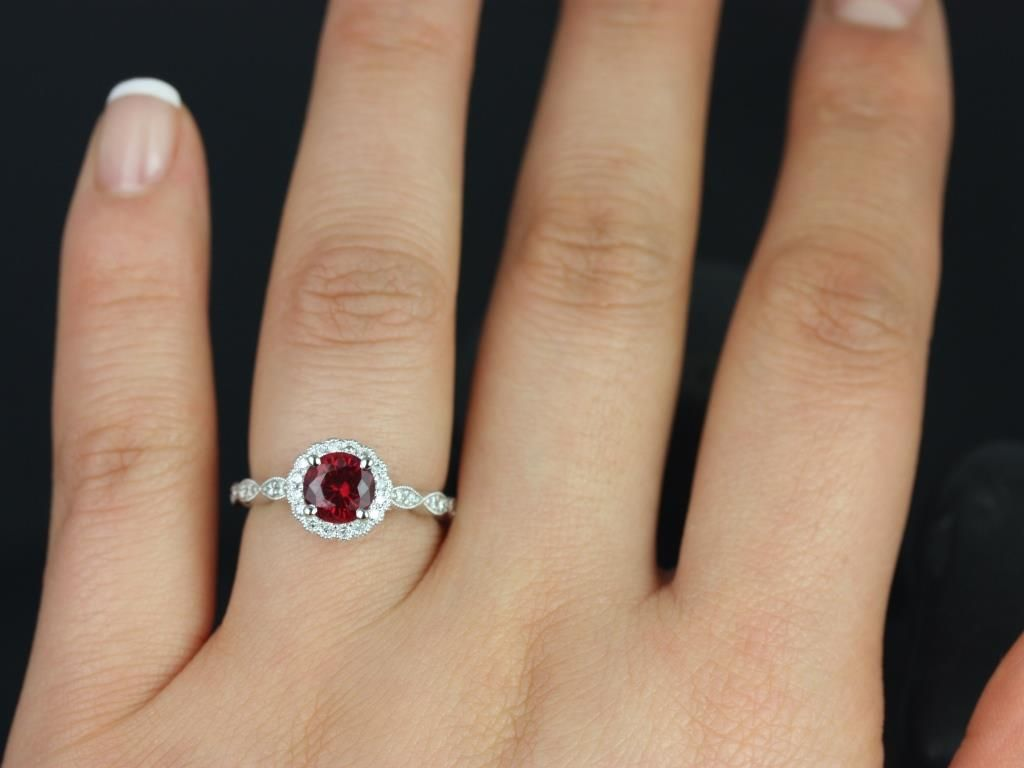 https://www.loveandpromisejewelers.com/media/catalog/product/cache/1b8ff75e92e9e3eb7d814fc024f6d8df/s/u/sunny_14kt_white_gold_crimson_ruby_diamond_flower_halo_with_milgrain_engagement_ring_5_.jpg