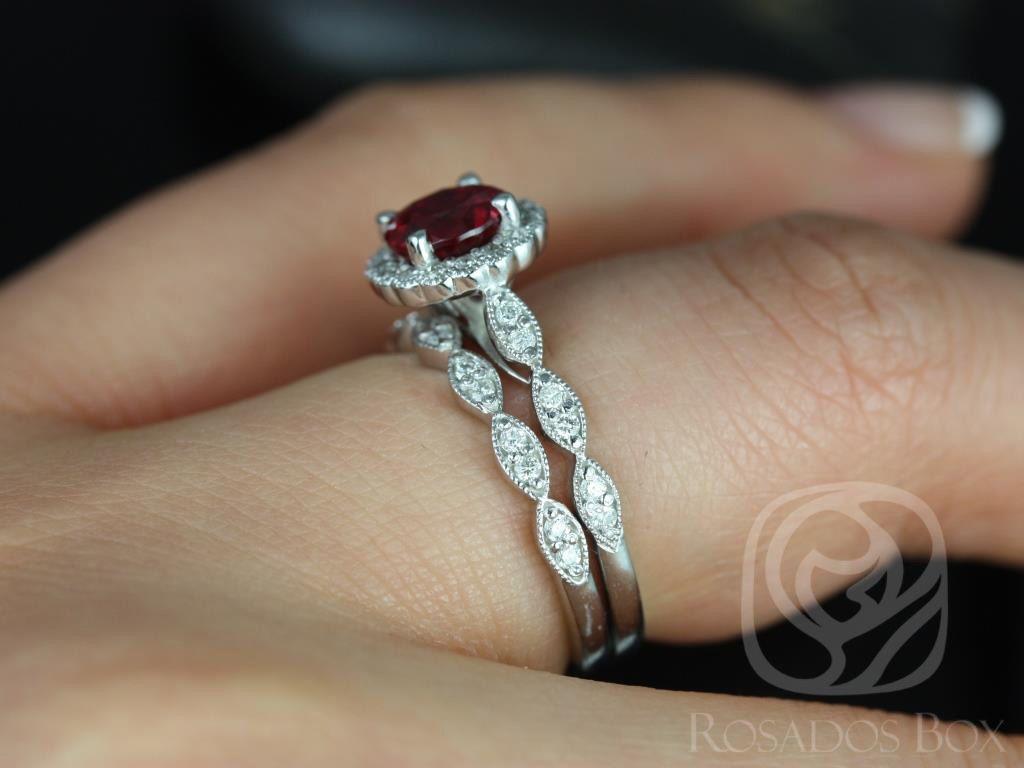 https://www.loveandpromisejewelers.com/media/catalog/product/cache/1b8ff75e92e9e3eb7d814fc024f6d8df/s/u/sunny_14kt_white_gold_crimson_ruby_diamond_flower_halo_with_milgrain_wedding_set_1wm_.jpg