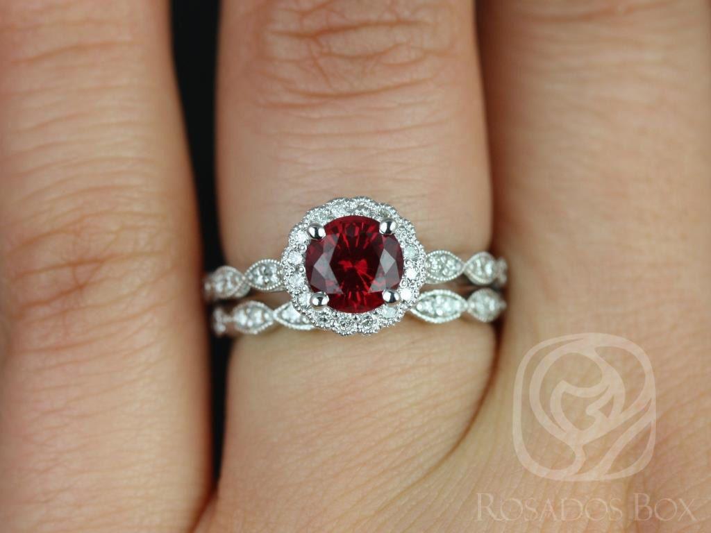 https://www.loveandpromisejewelers.com/media/catalog/product/cache/1b8ff75e92e9e3eb7d814fc024f6d8df/s/u/sunny_14kt_white_gold_crimson_ruby_diamond_flower_halo_with_milgrain_wedding_set_2wm_.jpg
