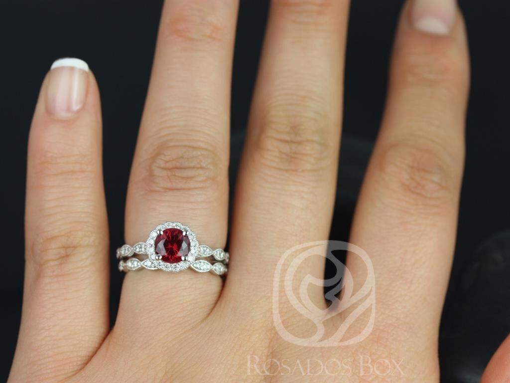 https://www.loveandpromisejewelers.com/media/catalog/product/cache/1b8ff75e92e9e3eb7d814fc024f6d8df/s/u/sunny_14kt_white_gold_crimson_ruby_diamond_flower_halo_with_milgrain_wedding_set_3wm_.jpg