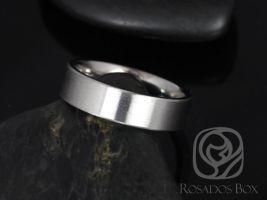 Rosados Box Noah 7mm Cobalt Straight Pipe Matte Finish