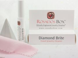 Rosados Box Cleaner Pen Non-Toxic Biodegradable Travel Size