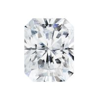 UPGRADE to 8x6mm Forever One DEF Radiant Moissanite