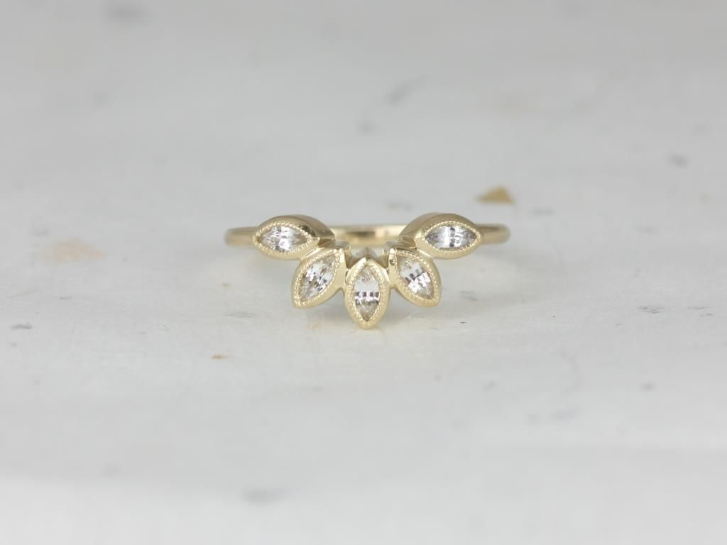https://www.loveandpromisejewelers.com/media/catalog/product/cache/feefdef027ccf0d59dd1fef51db0610e/r/o/rosados_box_diamond_free_petunia_14kt_yellow_gold_matching_band_to_isla_7x5mm_white_sapphire_with_milgrain_wedding_band_2_.jpg